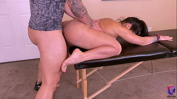 Big ass wife with rounded tits gets fucked duri...