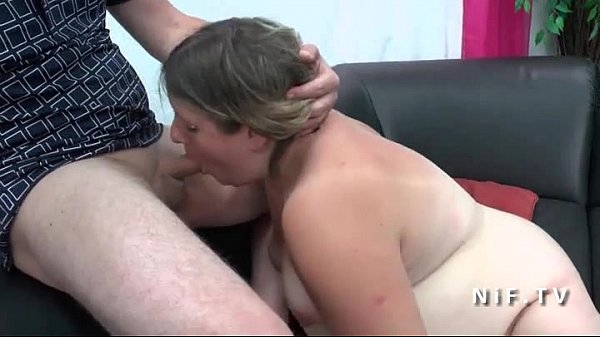 Amateur french bbw hard anal plugged for her casting couch Thumb