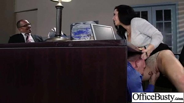 Office Sex Tape With Naughty Lovely Bigtits Girl movie-17