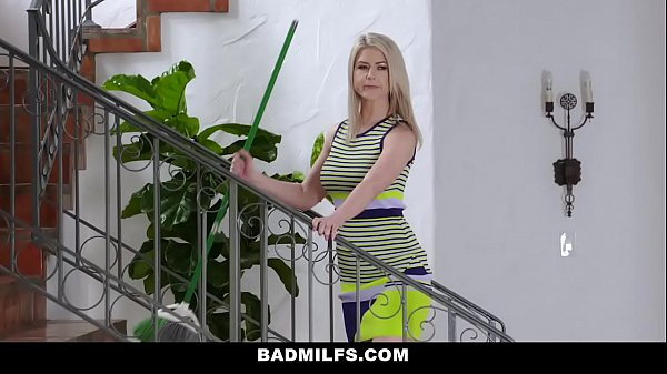 BadMILFS - Stepdaughter and Hot MILF Share a Big Cock