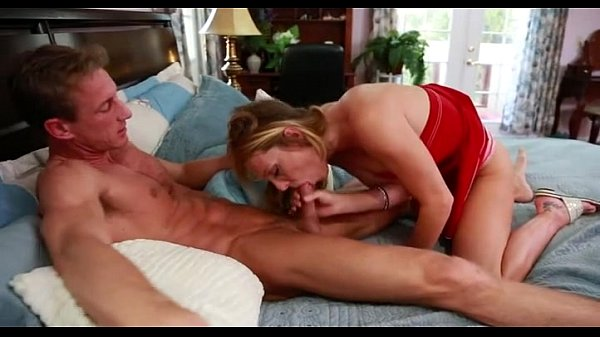 Sensational mature passes it well with young man from sluttymilf69.comi