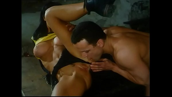 Sarah Young and Anita Dark...great Sexual Chall...