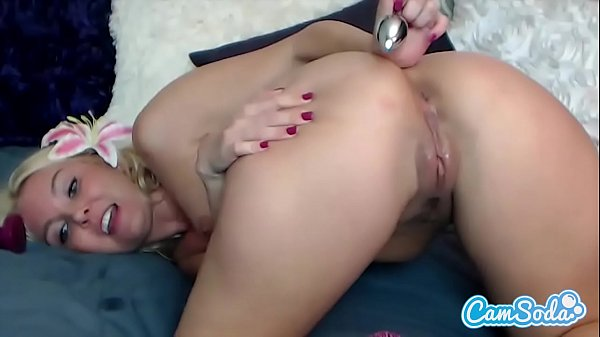 Aaliyah Love big ass MILF fingering her tight a...