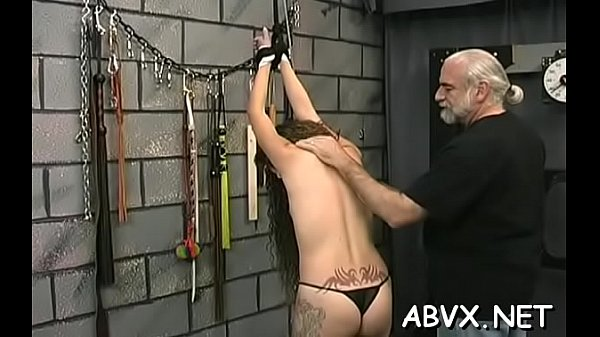 Top notch non-professional servitude sex scenes with fine beauty Thumb