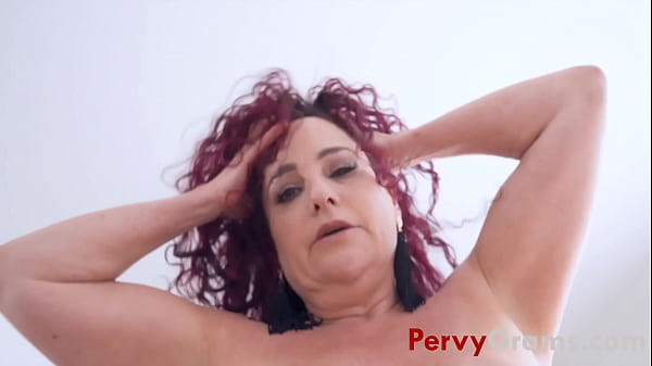 My Hot Busty GILF Nana's Secret Profession- Amanda Ryder