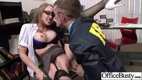 Hardcore Bang With Busty Naughty Cute Office Girl (shawna lenee) video-29 Thumb