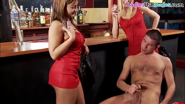 Kinky babes assplaying and humiliating their sub