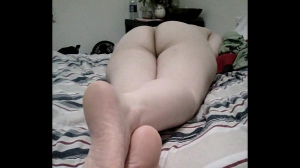 Feet lovers only...cuming on white feet
