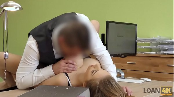 LOAN4K. Big-tittied Susie gives pussy to stranger because needs cash