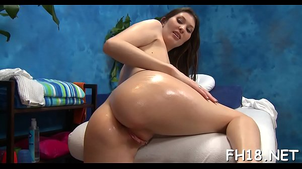 Hot 18 year old sweetheart gets screwed hard by her massage therapist