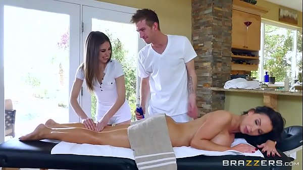 Brazzers - Nikki Riley - Dirty Masseur Thumb
