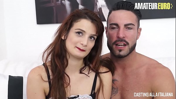 AMATEUR EURO - Hot Italian Teen Tila Bordeaux T...