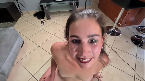 Chubby whore making sure both her sloppy mouth and fat pussy gets attention | dildo and cock two hole swapping