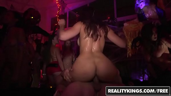 RealityKings - In the VIP - (Adrian Maya, Brooke Summers) - Happy Halloween