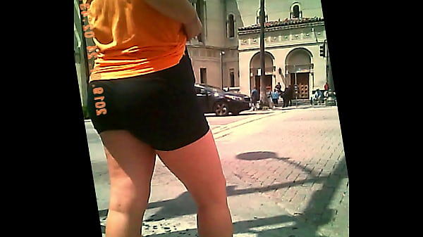 great ass in shorts