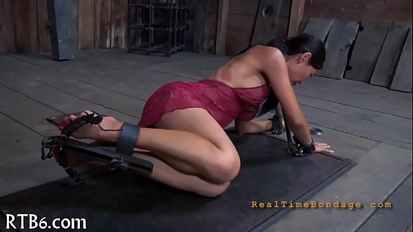 Harsh whipping for enchanting cutie Thumb