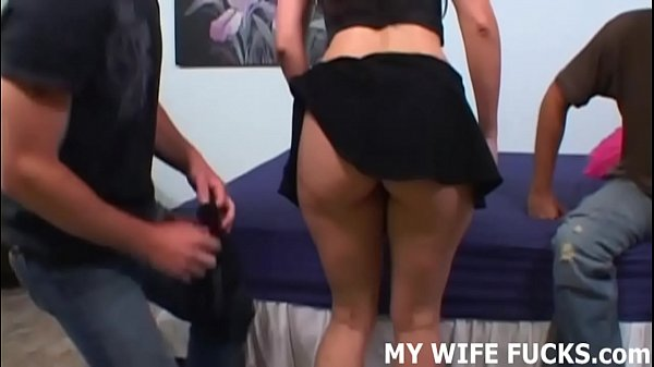 I cant wait to see you ride his big cock, babe
