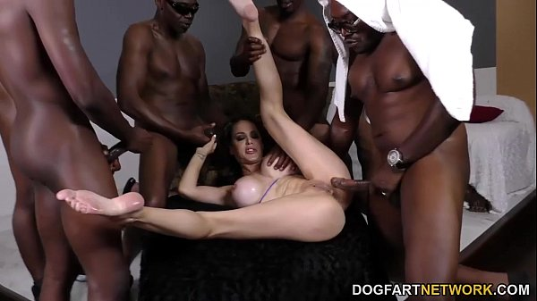 Mckenzie lee interracial gangbang speaking
