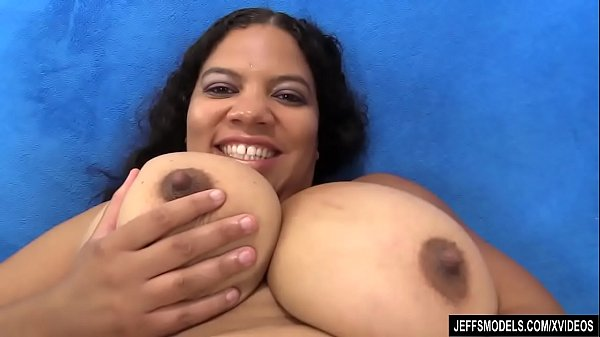 Fat Hoochie Lady Spice Undresses and Pleases Herself with a Vibrator Thumb