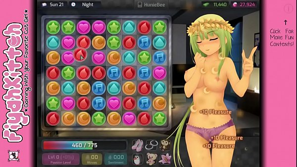 Is She TRULY The Goddess Of Sex And Love? - *HuniePop* Female Walkthrough #22