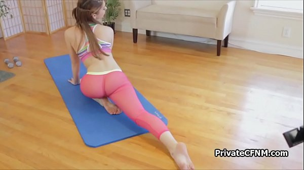 Fuck my sweet pussy after Yoga