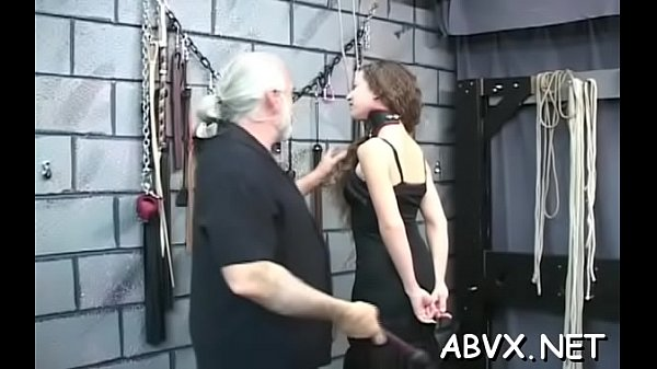 Attractive diva and loud orgasm