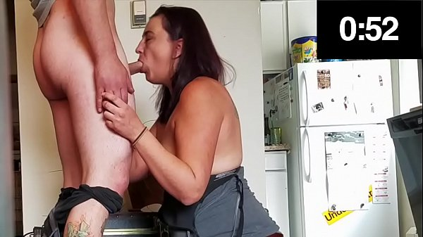 Slutwife blows boytoy gives me sloppy seconds