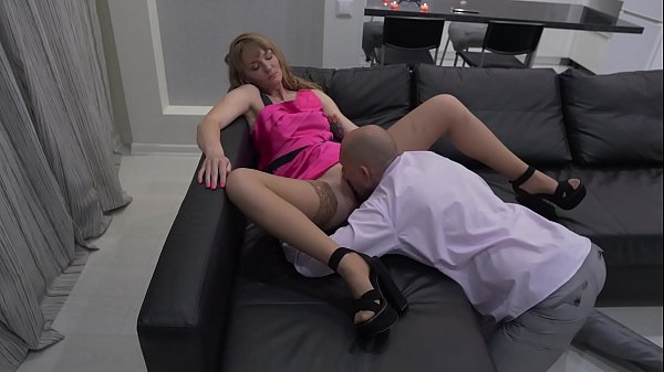 Finch fucks Mom Stifler in anal and mouth. Parody of American Pie Thumb
