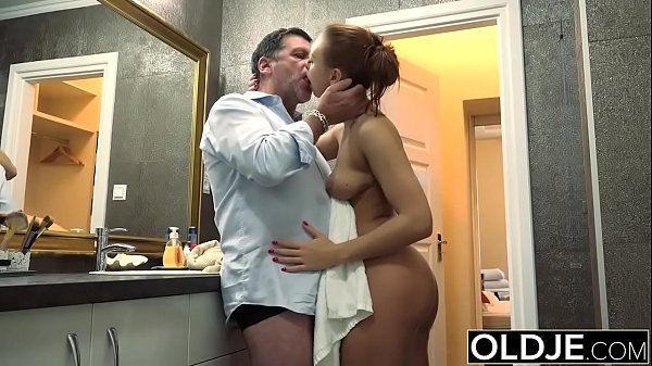GRANDPA MAKES LOVES TO TEEN STUDENT SCHOOLGIRL FUCKS PUSSY Thumb