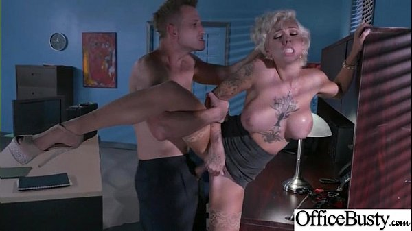 (Harlow Harrison) Big Rounds Jugg Girl Ger Hard Style Sex In Office video-18 Thumb