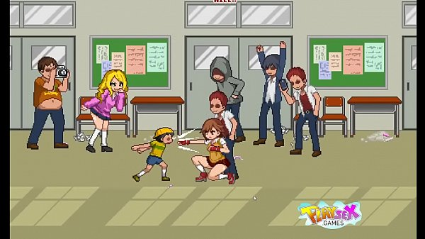 SCHOOL DOT FIGHT download in http://playsex.games Thumb