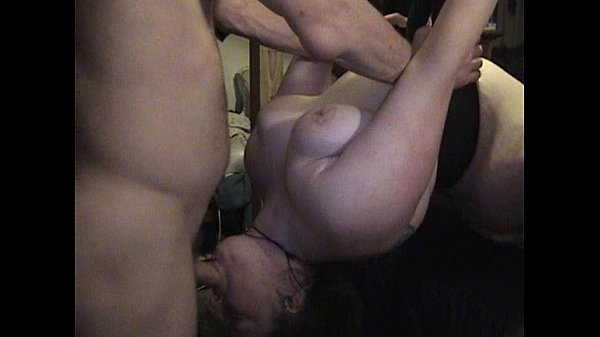 Inverted Suspended Blowjob Preview