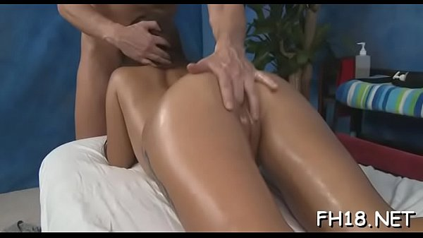 Sexy 18 year old gril gets fucked hard from behind by her rubber Thumb