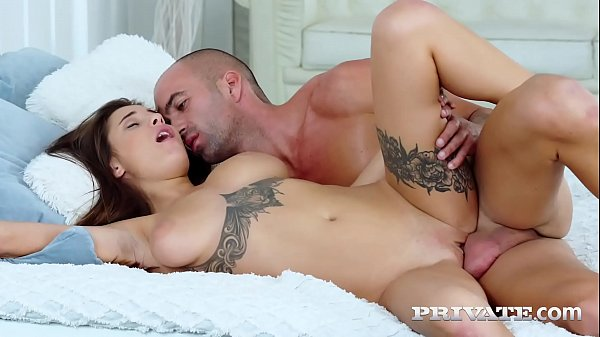 Private.com - Busty Inked Beauty Liya Silver Titty Fucked!
