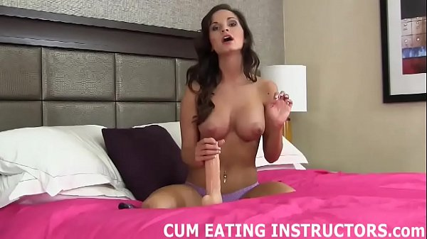 I will make you addicted to eating cum CEI Thumb
