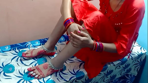 Best Indian Homemade XXX Red Dress Painful Fuck PORN IN HINDI Thumb