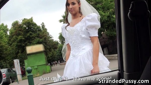Gorgeous rejected bride Amirah Adara gets her pussy fucked by the stranger Thumb