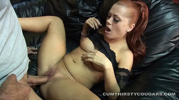 Spinner Whore Takes Massive Cock