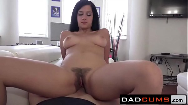 Daughter's Taboo - Father's Cock Tastes as Glory- POV