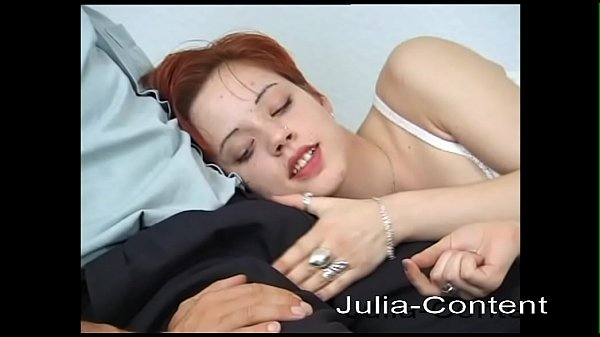Red hair, pretty, and so horny to fuck