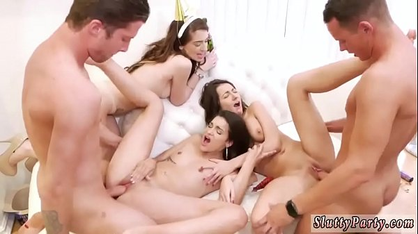 Brazil anal orgy hd and sneak out of party first time New Years Eve