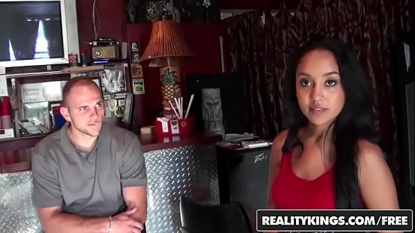 Cute y. (Honey Luau) gets talked into sex for c...