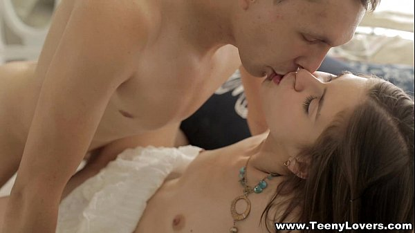 Teeny Lovers - Teens Anna Taylor love one another and sex teen-porn