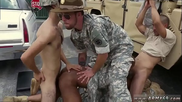 Army boys wild naked and gay military men penis explosions, failure, and punishment