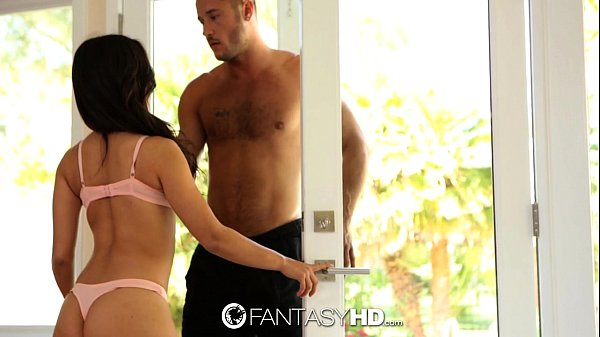 FantasyHD - Sexy Jynx Maze anal creampie with Danny Mountain Thumb