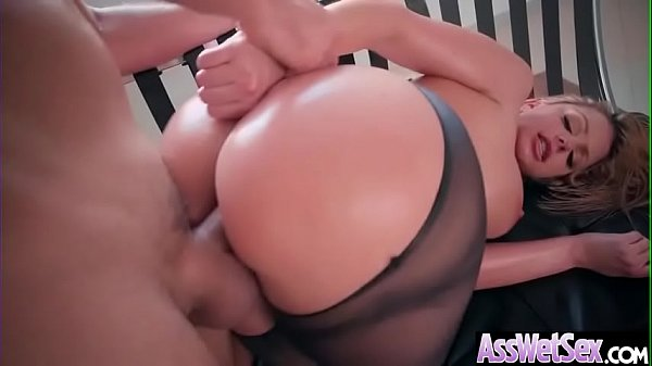 (Brooklyn Chase) Big Butt Oiled Girl Love Deep ...