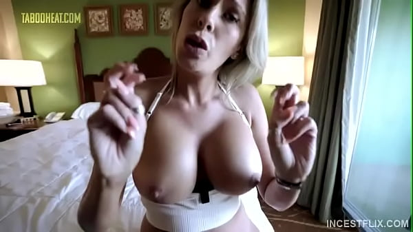 Taboo Heat - Stuck On Vacation With Mom 4 - Naughty Mom Nikki Brooks Gets Blackmailed By Son After Getting Stuck In The Balcony 3aivOKG Thumb