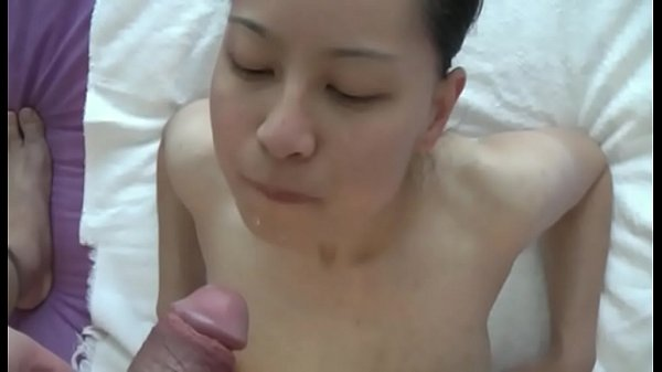 Asian MILF - Fucking Husband's Friend Keeps Cumming Inside Pussy and Facial