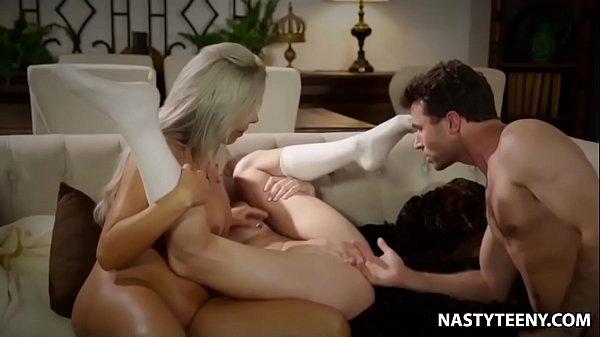 Babysitter wants to squirt! - Nina Elle, Zoe Parker, James Deen