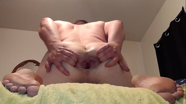 Broxton Anal Queefs Extreme insertion Gaping
